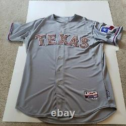 2014 Texas Rangers Alexi Ogando #41 Game Used Memorial day Jersey