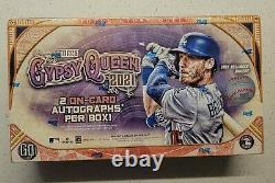 2021 Topps Gypsy Queen Baseball Hobby Box #2 Factory-Sealed