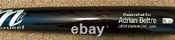 Adrian Beltre MLB Holo PSA/DNA Game Used Bat 2016 Texas Rangers EXCELLENT USE
