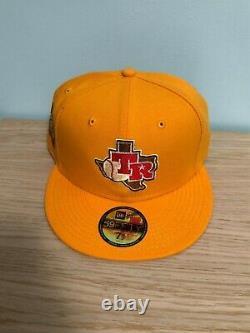 Hat Club Exclusive Beer Pack Texas Rangers 7 1/2 IN HAND